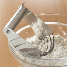 Stainless-Steel Pastry Blender Also Backordered... remember this next time I feel like buying Sam something ;)
