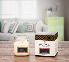 The Carolina Candle Company. Nicely scented, hand poured candle ...