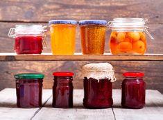 Cestujete na dovolenku autom? Vezmite so sebou zavárané jedlá. - KAMzaKRASOU.sk Preserves, Salsa, Presentation, Jar, Breakfast, Strawberry, Orange, Food, Ideas