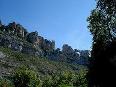 Por el entorno de Orbaneja del Castillo (Orbaneja del Castillo, Burgos)