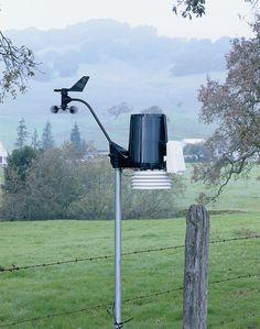 Davis Vantage Pro 2 Wireless/Fan kopen? Zeer uitgebreid, accuraat  en functioneel weerstation