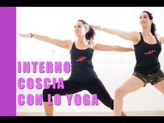 Yoga per interno cosce - CoreFx - La Scimmia Yoga