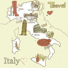 Italian Travel Guide is your ultimate guide to Italy making the most of your Italian holiday!