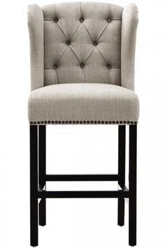 Kitchen Island Chairs ava flax counter & bar stool   stools and bar stool