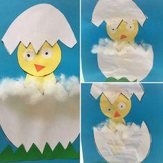 10 x kuikentje knutselen met peuters en kleuters - Elkeblogt Pikachu, Fictional Characters, Art, Art Background, Kunst, Performing Arts, Fantasy Characters, Art Education Resources, Artworks
