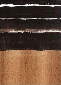 arte, Soulages 1999