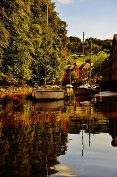 ~Totnes, England, GB~