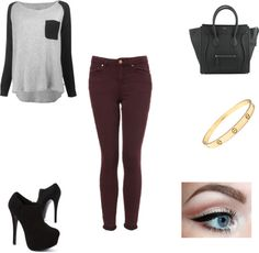 """""""Extra"""" by caf2403 on Polyvore"""
