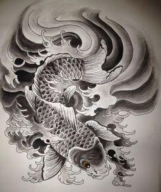 Ode to Chris Garver by Key Tattoos, Asian Tattoos, Body Art Tattoos, Japanese Tattoo Art, Japanese Sleeve Tattoos, Japanese Art, Chris Nunez Tattoos, Chris Garver Tattoo, Tribal Tattoo Designs