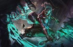 The League Fan Art Showcase features exceptional League of Legends Fan Art from around the world. Discover and explore all of the amazing LoL-inspired creations. Lol League Of Legends, League Of Legends Charaktere, League Of Heroes, Dark Fantasy Art, Fantasy Girl, Overwatch, League Of Legends Personajes, Chen, Art Inspiration Drawing