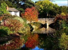 Kingsland, Herefordshire, England by Nick Nicolson