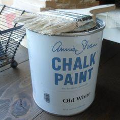 ricetta casalinga chalk paint