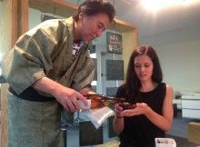 Japanese Sake tasting and learning class
