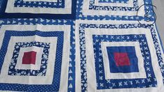 This item is unavailable 9 Patch Quilt, Local Women, Hand Spinning, Hand Stitching, Hand Weaving, Patches, My Etsy Shop, Textiles, Quilts