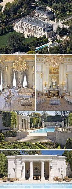 Conhece aqui as 5 casas mais luxuosas do mundo. São verdadeiras mansões com um tamanho que tu nem imaginas.