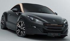 Peugeot RCZ R – 2012 – Concept – Automobil Salon Paris 2012