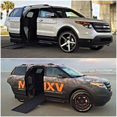 BraunAbility MXV: Sign up for exclusive offers when it's released here: http://blog.themobilityresource.com/blog/post/look-introducing-the-braunability-mxv-wheelchair-accessible-suv-images
