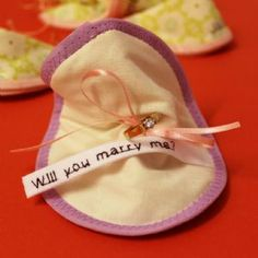 """""""MARRY ME"""" FORTUNE COOKIEmade by 2 Green Monkeys"""