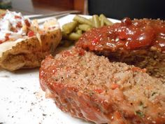 Now Cook This: Delicious Glazed Meatloaf