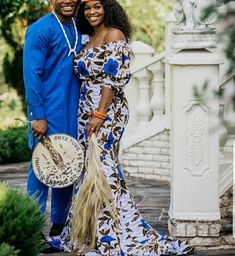 African Wedding Dress, African Print Dresses, African Print Fashion, African Fashion Dresses, African Dress, Fashion Outfits, Ankara Fashion, African Wear, Women's Fashion