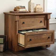 New Lateral File Cabinet Bench