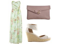 Top 4 dresses to wear to a wedding - outdoor wedding ensemble