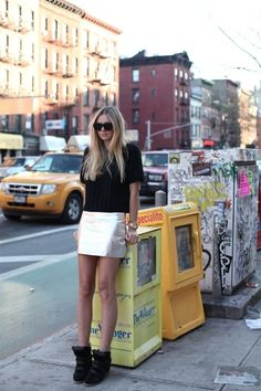 Love wedge sneakers, gives outfits a sporty/sophisticated look without toning down the outfit