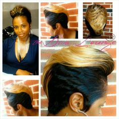 With #Xspreshunhair allow your style to define your individuality!! First time clients save 15% Off 2403 S. French Ave Sanford, FL 32771