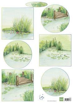 Nieuw bij Knutselparade: 1524 Marianne D 3D Knipvellen Tiny`s waterlelies A4  IT 593 https://knutselparade.nl/nl/knipvellen/9070-1524-marianne-d-3d-knipvellen-tinys-waterlelies-a4-it-593-8716697047137.html   Mindfulness -  Marianne Design