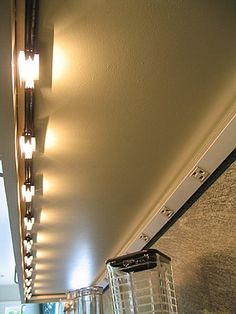 Exceptional These Outlets Are Sleek Plugmold Multi Outlet Strips LED Under Cabinet  Lighting With Outlets For Kitchen   Kitchens   Pinterest   Outlets,  Kitchens And ...