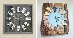 Faça você mesmo: 15 ideias incríveis de relógio de parede