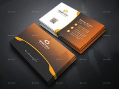 Business Card by Alpha_pixels Sample Business Cards, Business Cards Layout, Professional Business Cards, Business Card Design, Corporate Business, Business Branding, Auditorium Plan, Shadi Card, Restaurant Menu Design