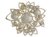 Neapoli mirror by Boca do Lobo! #design #covethouse #mirror  http://www.covethouse.eu/