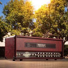 Custom Mesa Boogie in Wine Taurus