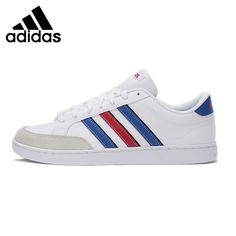 109a694b7c020 Original New Arrival Adidas NEO COURTSET Men s Low Top Skateboarding Shoes  Sneakers