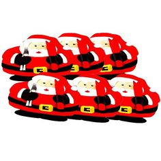 AIHOME Santa Claus Grandpa Tableware Table Platemant Forks Knives Pad Cushion for Christmas Xmas Holiday Home Dinner Decor *** Visit the image link more details. (This is an affiliate link) Xmas Holidays, Kids Party Supplies, Forks, Knives, Christmas Decorations, Snoopy, Cushions, Santa, Dinner