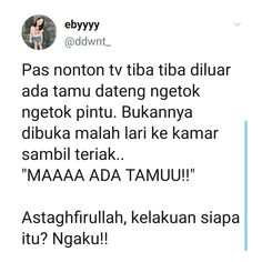Quotes Lucu, Jokes Quotes, Funny Quotes, Life Quotes, Memes Funny Faces, Funny Tweets, Simple Quotes, Self Reminder, Caption Quotes