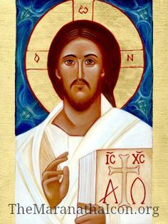 The story of 'The Maranatha Icon': Share the Good News-Love One Another