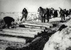 Stalin Labor Camps in Siberia