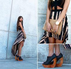 i love these shoes!!     I WISH I KNEW (by Christine Hsu) http://lookbook.nu/look/3441151-I-WISH-I-KNEW