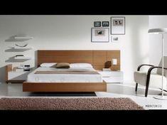 Bedroom False Ceiling Design, Bedroom Bed Design, Bedroom Furniture Design, Modern Bedroom Design, Contemporary Bedroom, Bed Furniture, Bedroom Decor, Bedroom Designs, Double Bed Designs