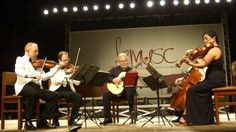Eduardo Isaac plays Leo Brouwer - Quintet for guitar and strings