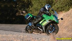 RoadRUNNER Magazine | 2014 Kawasaki Ninja 1000 ABS: Sporty, Yet Civilized