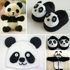 Crochet Panda Free Patterns