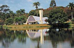 Conheça as grandes obras de Oscar Niemeyer no Brasil e no mundo