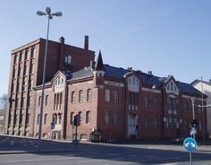 Jugend house in Vaasa, Finland Finland, Art Nouveau, Roots, Street View, Houses, Europe, Homes, House, Home