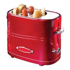 Automatic Electrical Hot Dog Toaster