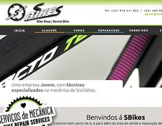 """Check out new work on my @Behance portfolio: """"Página SBIKES"""" http://be.net/gallery/31535289/Pagina-SBIKES"""
