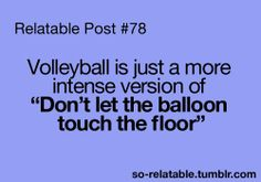 Funny Volleyball Quotes | Haha Volleyball Funny Sayings