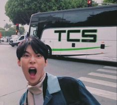 Look at our bus trip. It's huge! Early in the morning Nct 127, Nct Doyoung, Dream Chaser, Bus Travel, Na Jaemin, Kpop, Meme Faces, Summer Travel, Taeyong